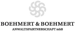 Boehmert_Boehmert_Logo_250