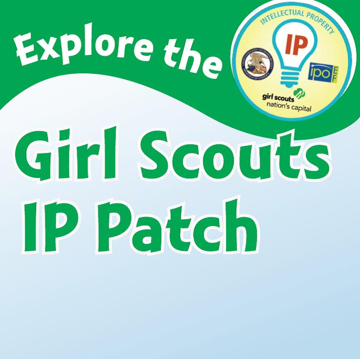 Girl Scout Graphic