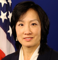 Michelle Lee was confirmed as Undersecretary of Commerce for Intellectual Property and Director of the USPTO in March, 2015. Prior to that, she served as Deputy Director of the USPTO, Director of the USPTO's Silicon Valley satellite office and Deputy General Counsel and Head of Patents and Patent Strategy at Google, respectively.