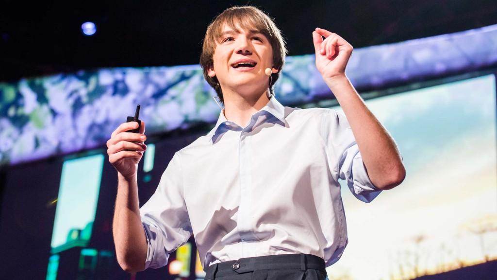 Andraka Ted talk